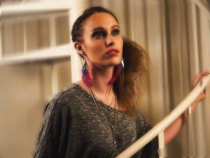 Female model photo shoot of JeanMcQueen Photography in Houston Texas