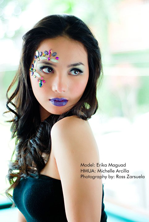 Jan 19, 2011 Jeweled Look - Hair and Makeup by Michelle Arcilla