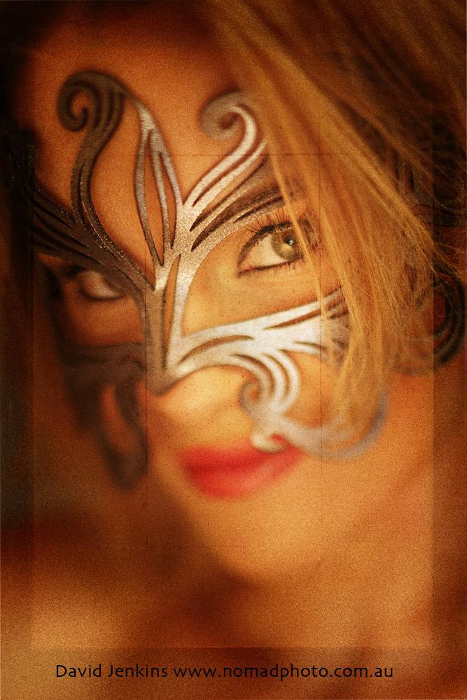Studio - Sydney Jan 19, 2011 David Jenkins Aeryn - Masquerade Series