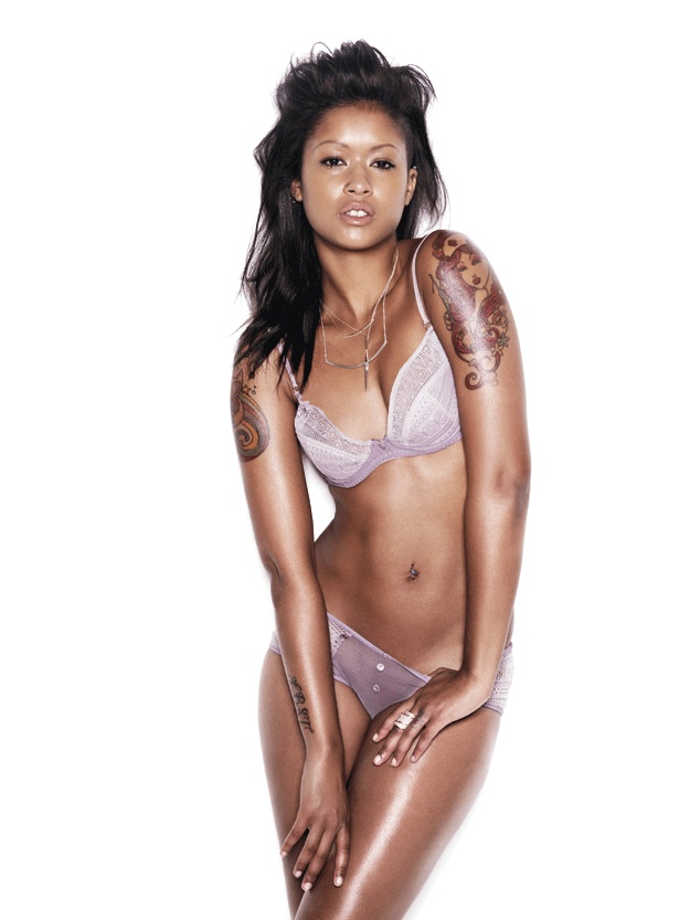 Female model photo shoot of S K I N in Los Angeles