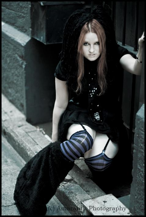 Female model photo shoot of Reizvoll