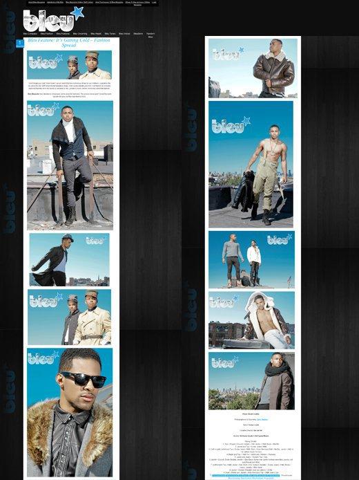 Male model photo shoot of DeVonne Goode in Brooklyn NY