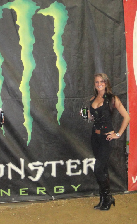 Jan 23, 2011 AMAs Thirsty? Have a Monster Drink!!!