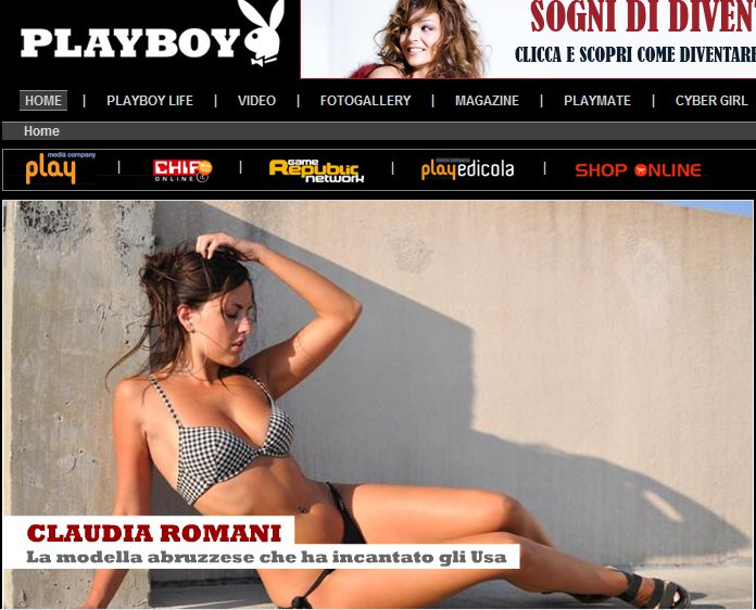 Female model photo shoot of Claudia Romani in Miami Beach