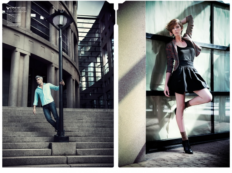 Male model photo shoot of RaVin  in Vancouver