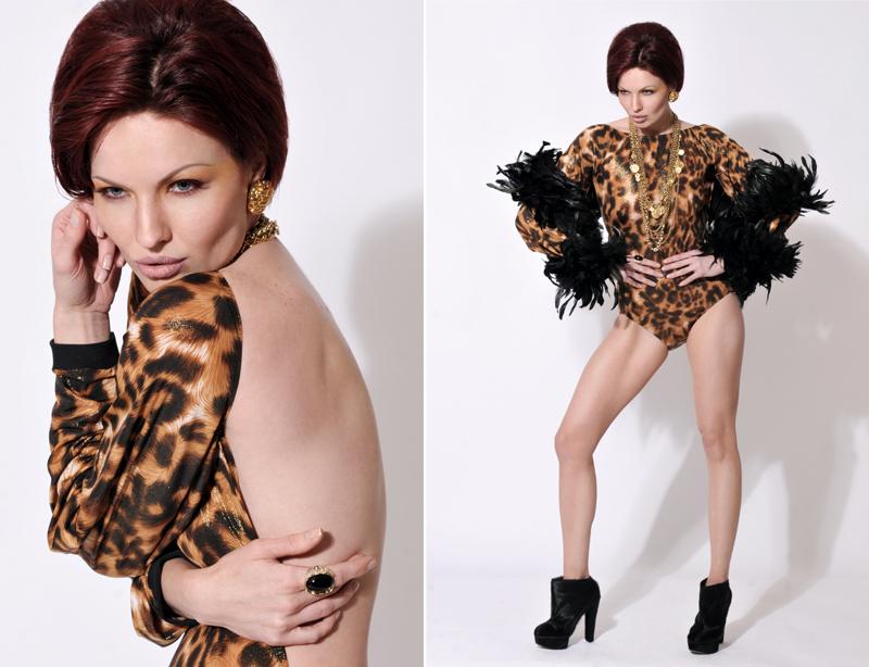 Atlanta, GA Jan 24, 2011 MYNX Studio Styling: Krystle Michelle   Model: Anna Bradfield   Hair/MUA/Photography: MNBeaute