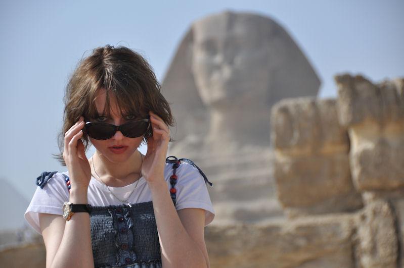 Male model photo shoot of Jon Grainge in Egypt