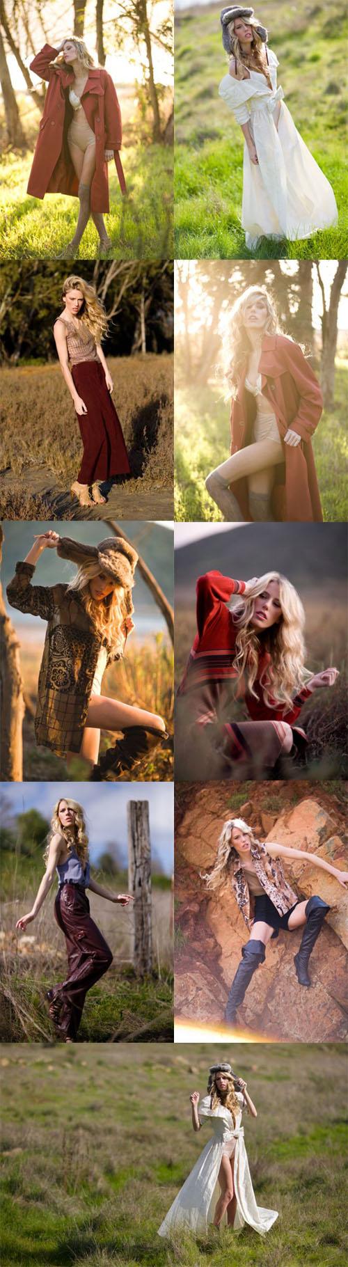 Female model photo shoot of Chesley Carele Stylist in San Diego