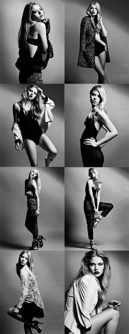 Jan 25, 2011 Thuy Tran Black and White Editorial