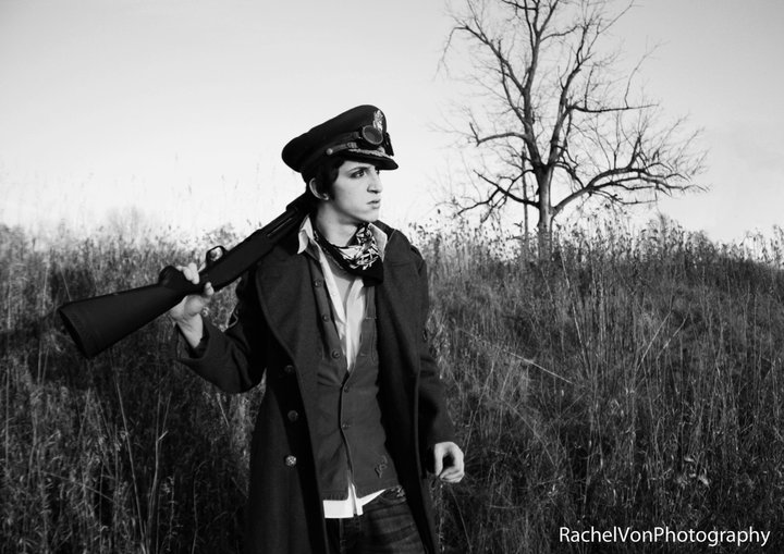 Male model photo shoot of Ty Fry