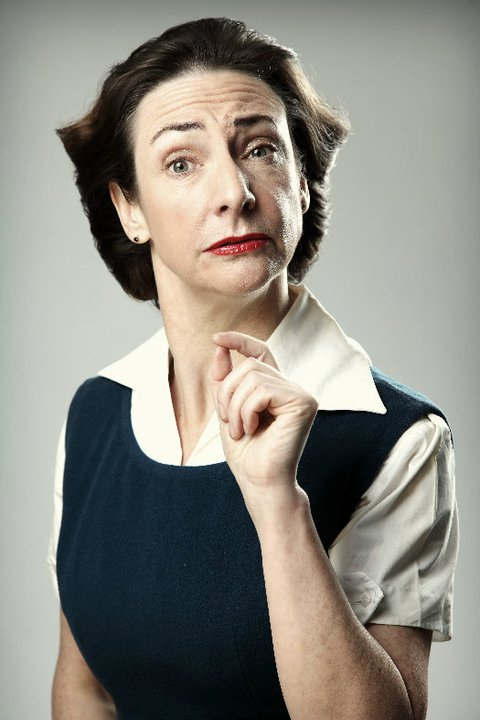 Sheffield Theatres Jan 27, 2011 Pauline Mclynne (Mrs Doyle/Father Ted) (Shameless)