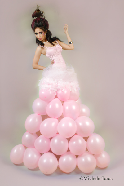 studio Jan 27, 2011 Michele Taras Balloon skirt