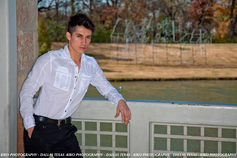 Male model photo shoot of JC Rodriguez Model by Notions
