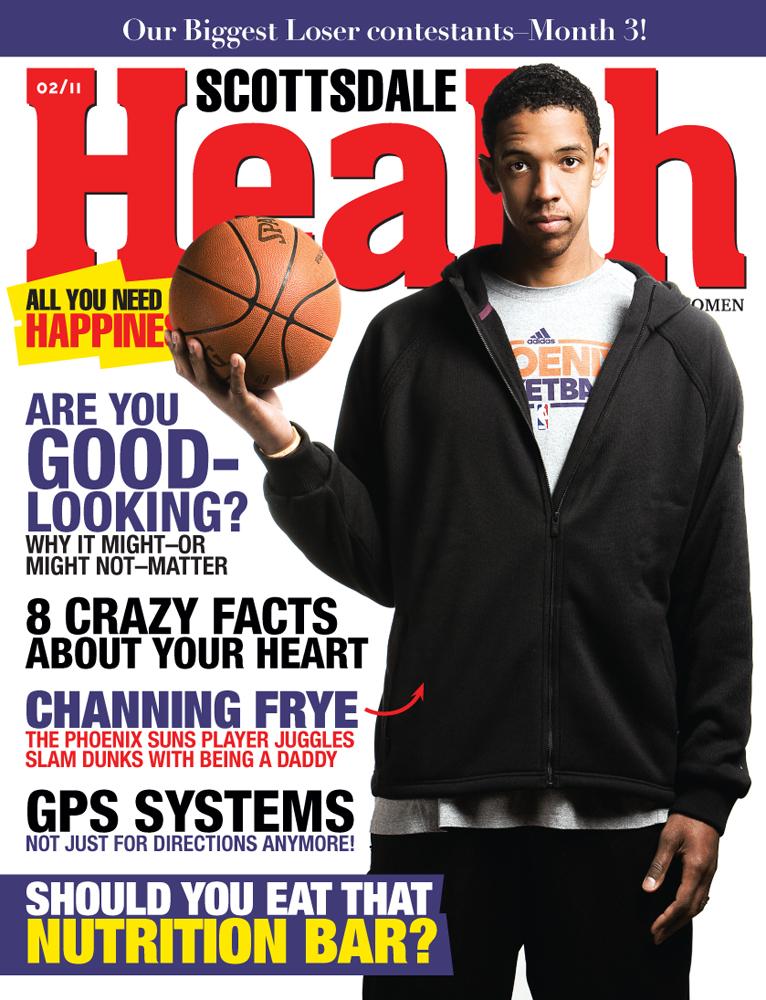 Jan 28, 2011 JP 2011 Scottsdale Health Magazine - February 2011