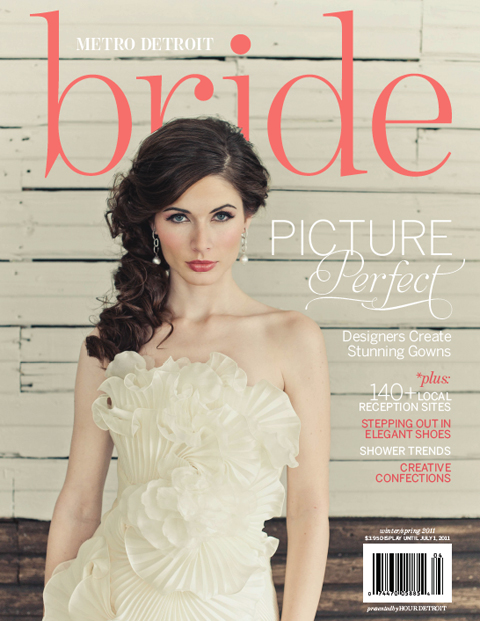 Jan 28, 2011 Roy Ritchie Metro Detroit Bride Fashion Spread Jan 2011