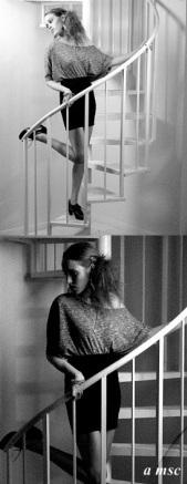 Female model photo shoot of JeanMcQueen Photography in Houston, Texas