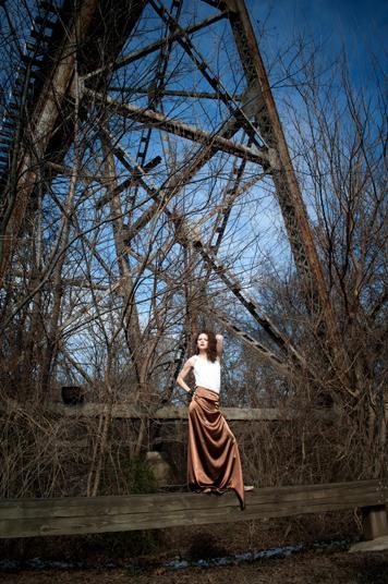 Female model photo shoot of Tausha Ann Photography in Shelby Park (Nashville, TN)