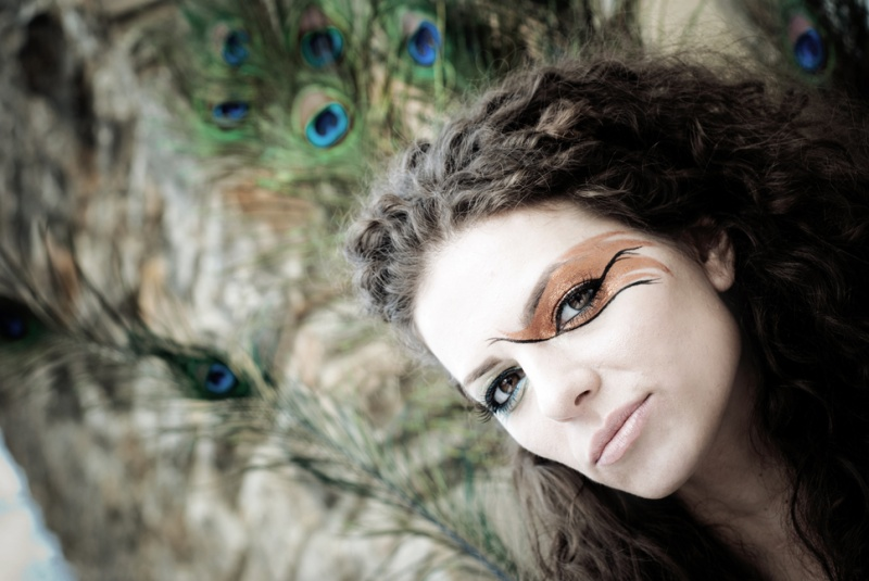 Female model photo shoot of Tausha Ann Photography in East Nashville