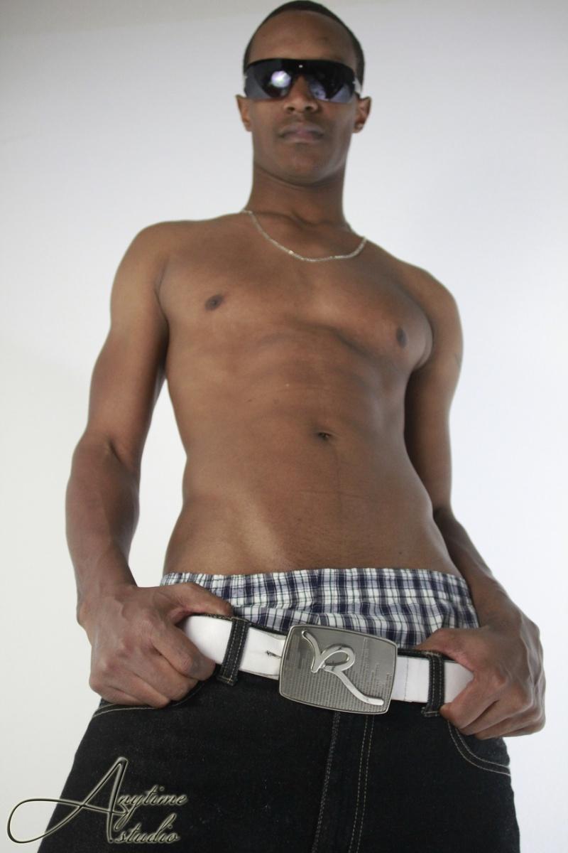 Male model photo shoot of Rashad Harris in San Diego