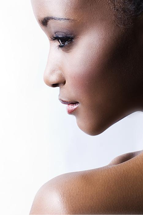 Female model photo shoot of Kamara Innis by Renaissance Man
