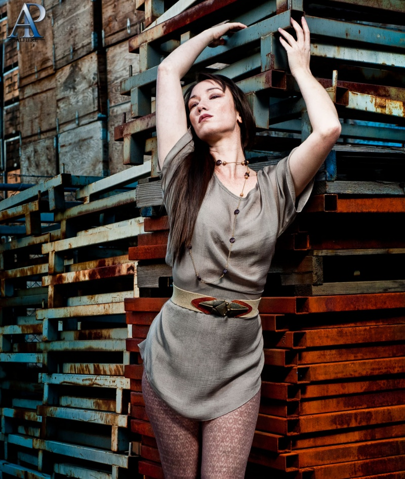 Female model photo shoot of HAPA INTRIGUE by Alfiere