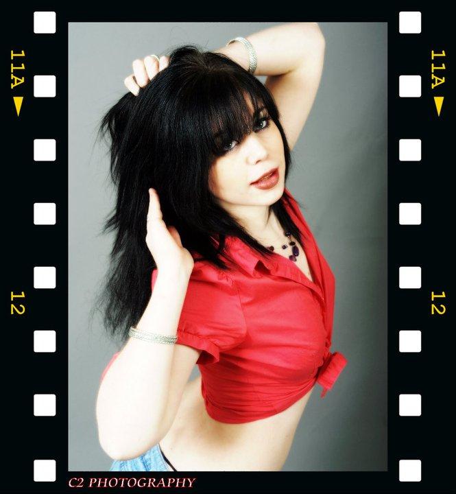 Female model photo shoot of Katalina2011 in C2 Studios - Vernon BC