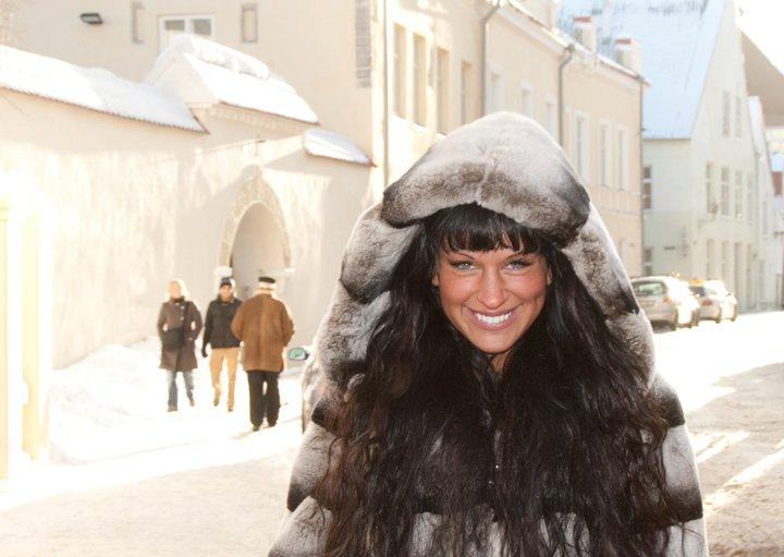 Tallinn Feb 01, 2011 MaxMart Nefertiti