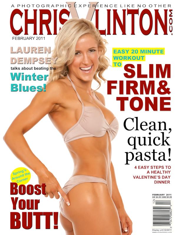 Mississauga Feb 01, 2011 Chris V Linton February 2011 Cover