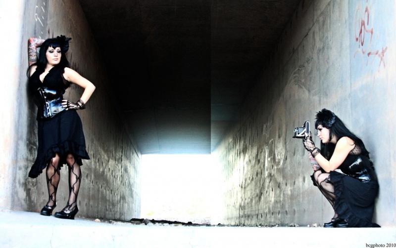 Female model photo shoot of Avalon Absinthe