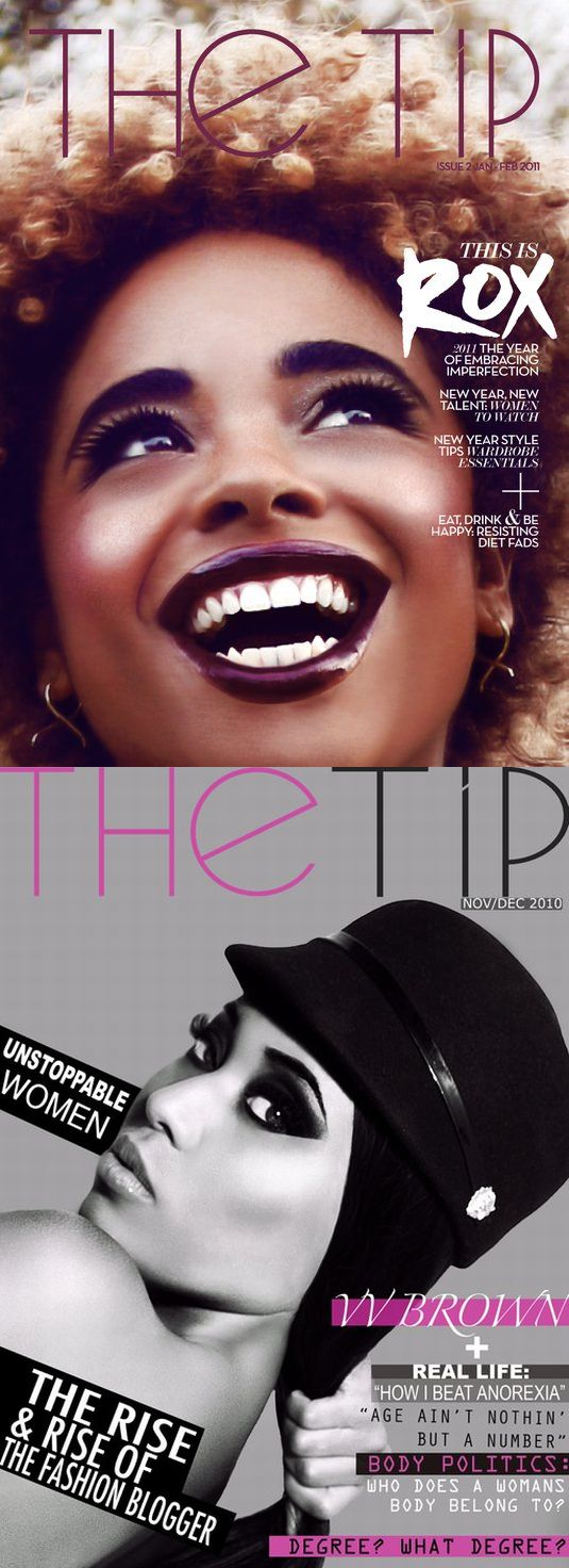 The Tip online magazine Feb 01, 2011