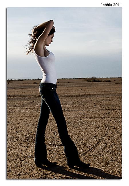 Female model photo shoot of TxCiara