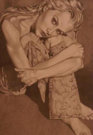 Feb 03, 2011 Britney Murphy.....( Pencil )