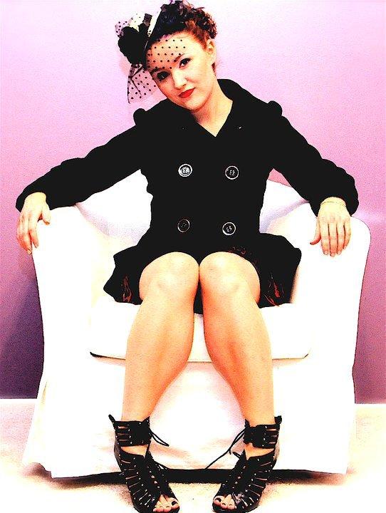 Female model photo shoot of La Luce Imagery