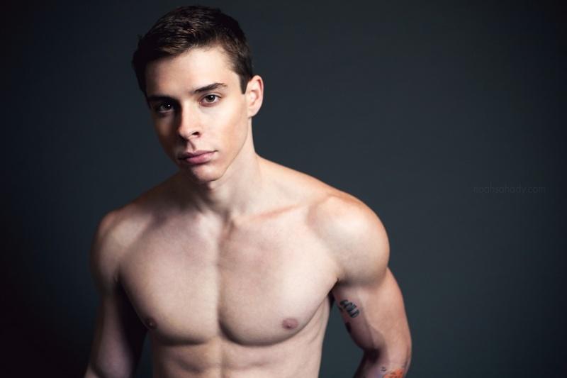 Male model photo shoot of Cory Cook