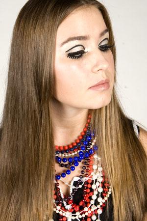 Female model photo shoot of Tia Ohman