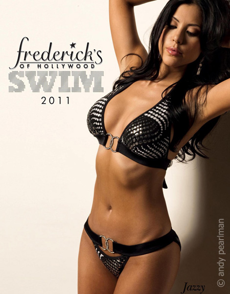 Marina del Rey CA Feb 06, 2011 Andy Pearlman Swimsuit catalog for Fredericks