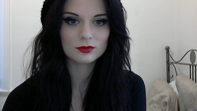 Female model photo shoot of Marli Anguisette in My room.
