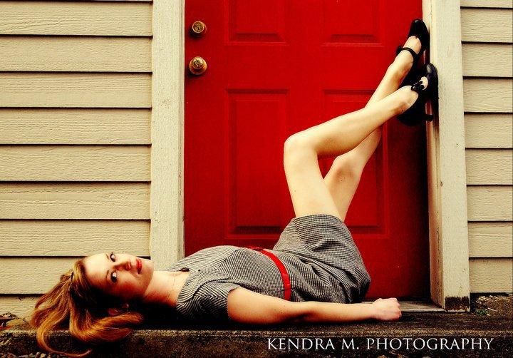 Sherwood, OR Feb 07, 2011 Kendra M. Photography Uptown Girl Fashion Shoot