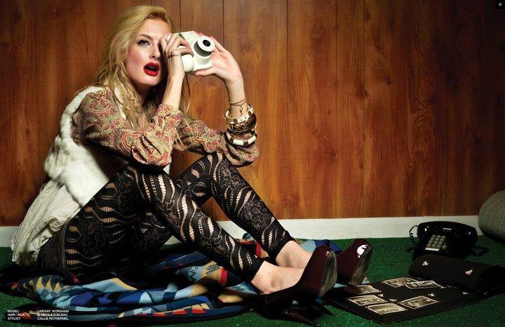 Female model photo shoot of Kristy Leibowitz in NYC