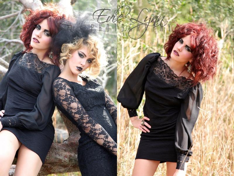 Female model photo shoot of Deni-Michelle in Park
