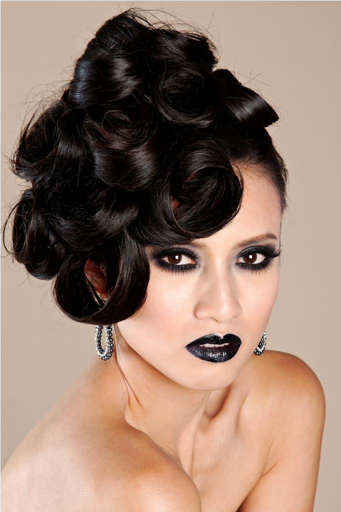 West Covina, USA Feb 08, 2011 Photographer: Jose Ortiz Hair - Make-Up - Styling: Jacky Tai Nguyen