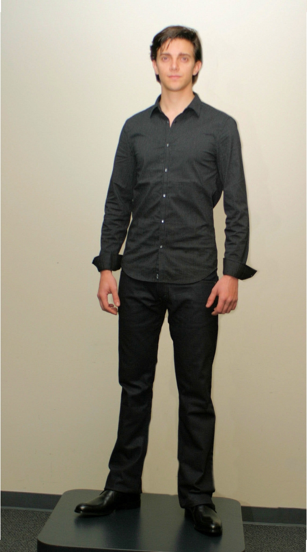 Male model photo shoot of GarrettD
