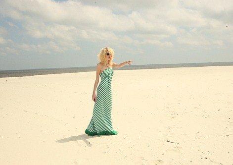 Pensacola Beach, Florida Feb 09, 2011