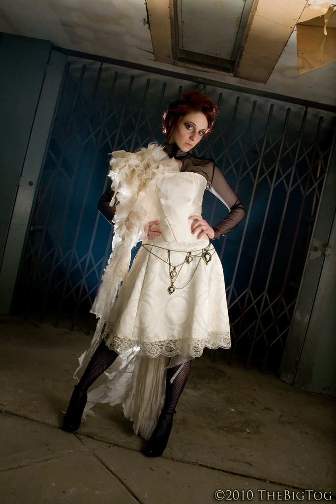 Female model photo shoot of Sarah Cugini in New York City