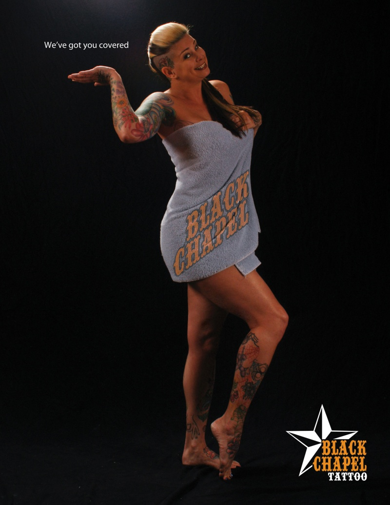 Florida Feb 10, 2011 New AD for Black Chapel Tattoo Studio