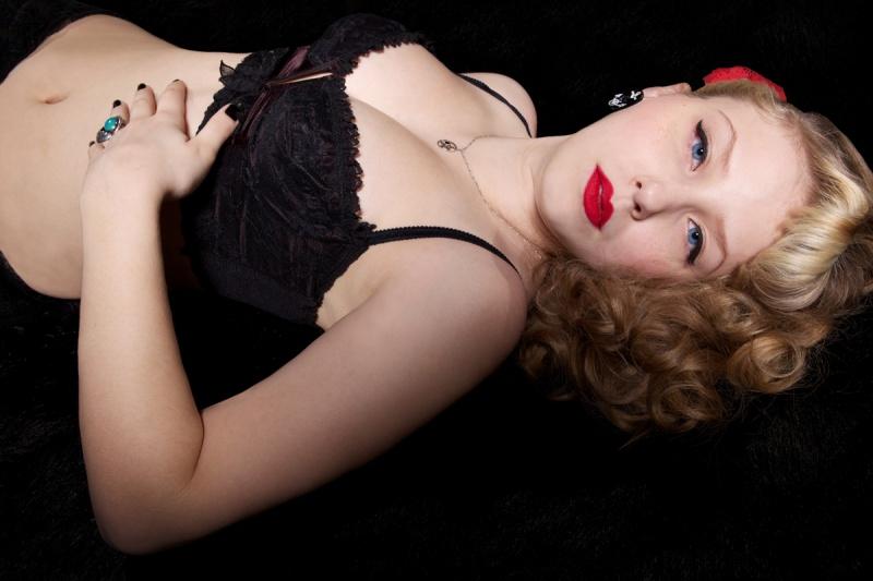 Female model photo shoot of Brittany Cabello