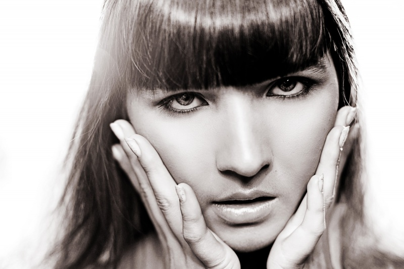 Female model photo shoot of Yulia Fouche