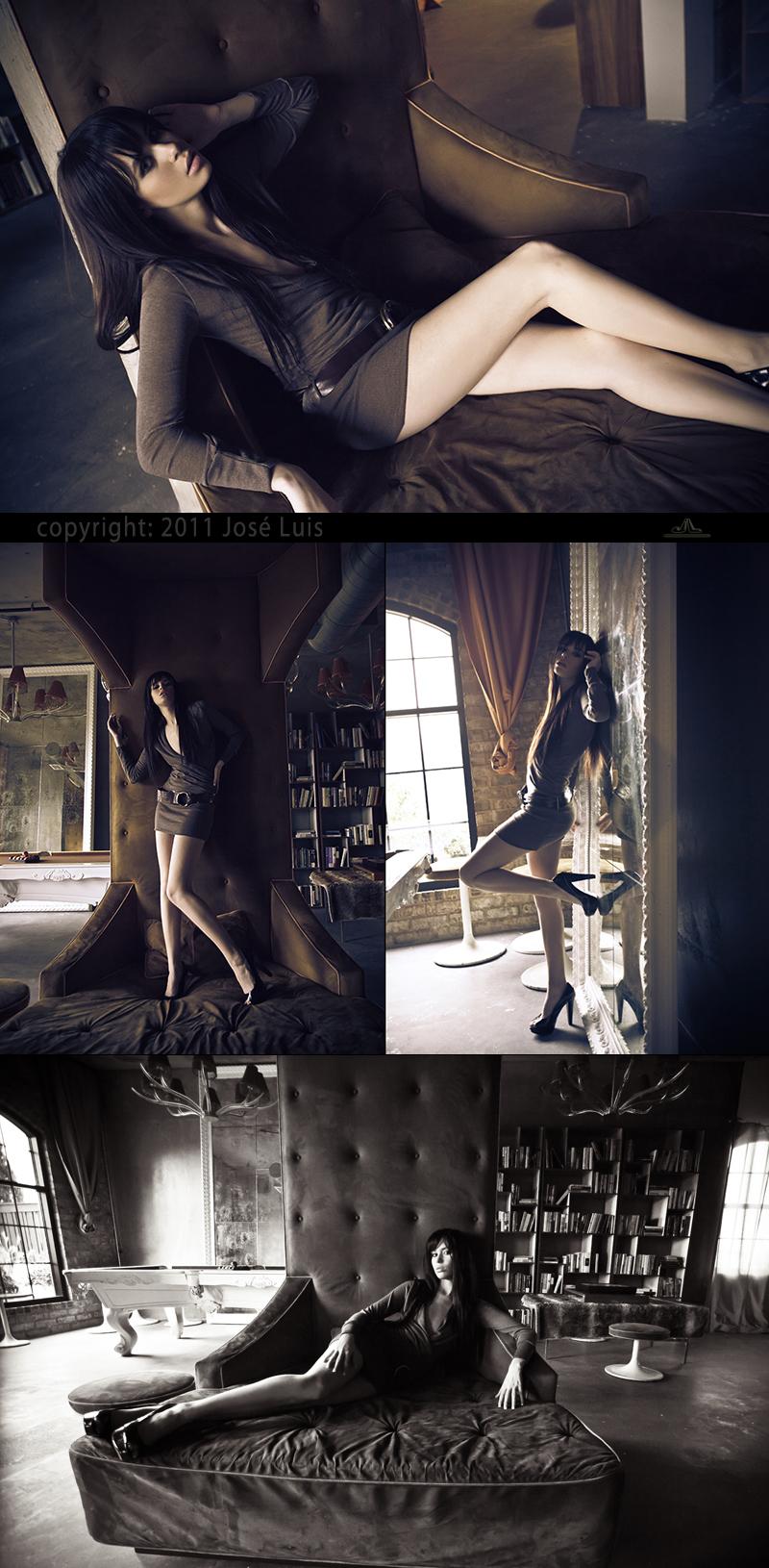 Female model photo shoot of Cristy Nicole by Jose Luis