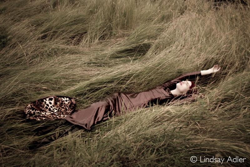 Feb 11, 2011 © Lindsay Adler Reclining Grasses