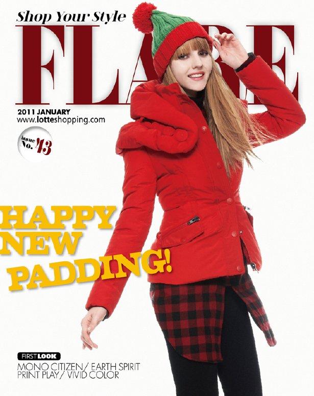 Taipei, Taiwan Feb 11, 2011 Flare Magazine